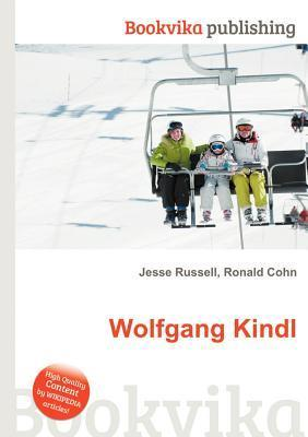 Wolfgang Kindl  by  Jesse Russell