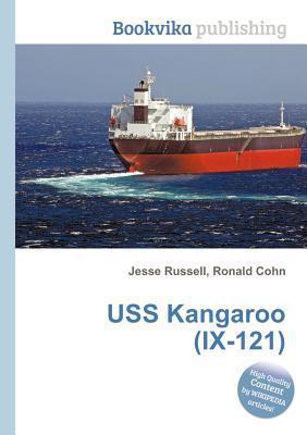 USS Kangaroo (IX-121)  by  Jesse Russell