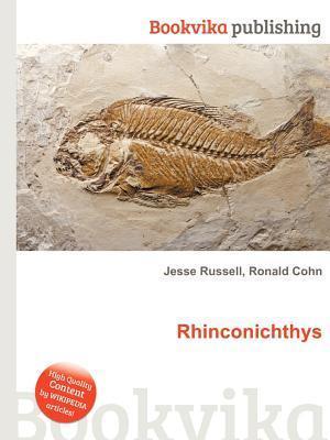 Rhinconichthys  by  Jesse Russell