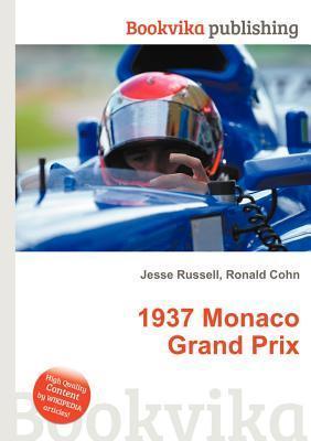 1937 Monaco Grand Prix Jesse Russell