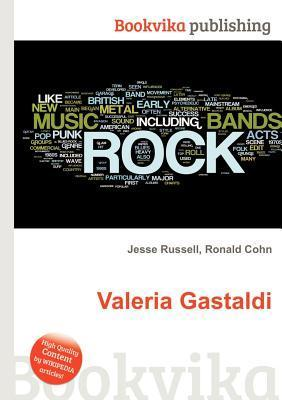 Valeria Gastaldi  by  Jesse Russell