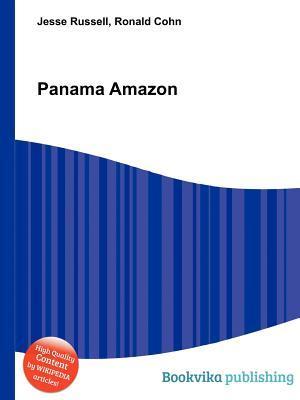 Panama Amazon Jesse Russell