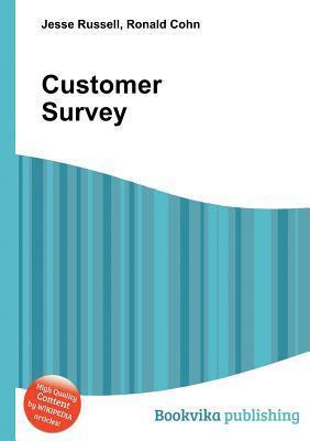 Customer Survey Jesse Russell