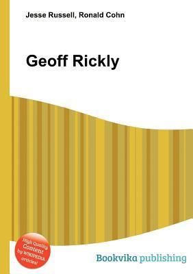 Geoff Rickly  by  Jesse Russell