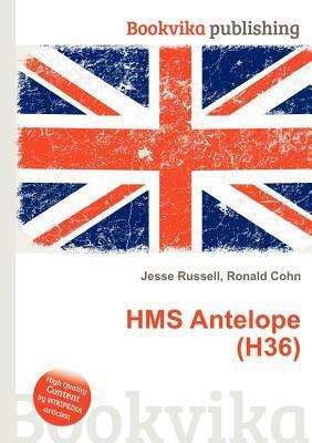 HMS Antelope (H36)  by  Jesse Russell