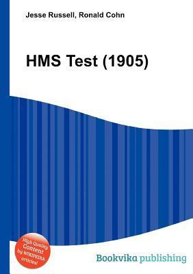 HMS Test (1905) Jesse Russell