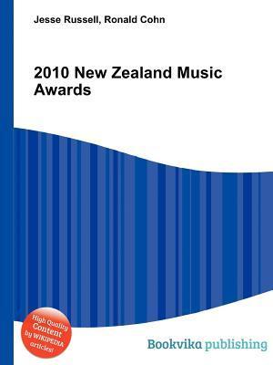2010 New Zealand Music Awards Jesse Russell