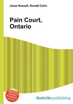 Pain Court, Ontario  by  Jesse Russell