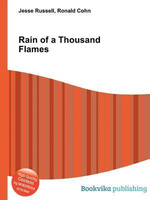 Rain of a Thousand Flames Jesse Russell