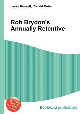 Rob Brydons Annually Retentive Jesse Russell