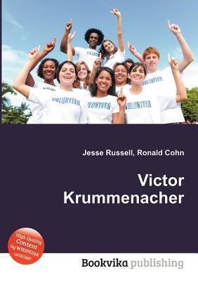 Victor Krummenacher  by  Jesse Russell