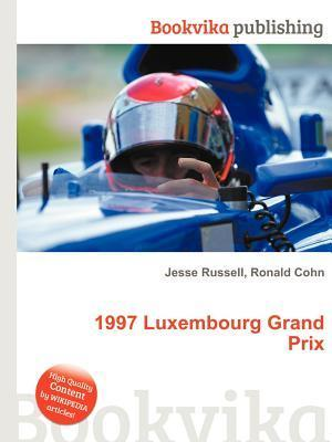 1997 Luxembourg Grand Prix Jesse Russell