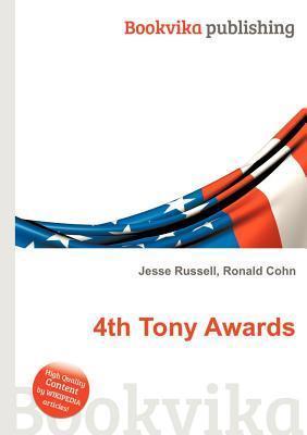 4th Tony Awards Jesse Russell
