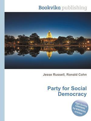 Party for Social Democracy Jesse Russell