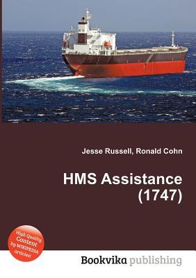 HMS Assistance (1747) Jesse Russell