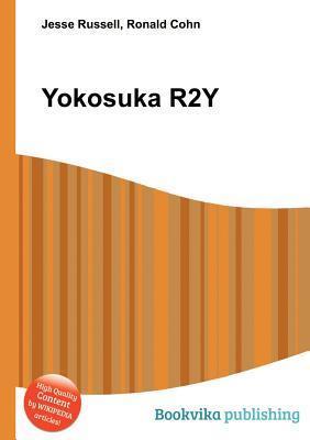 Yokosuka R2y  by  Jesse Russell