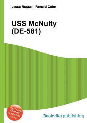 USS McNulty (de-581)  by  Jesse Russell