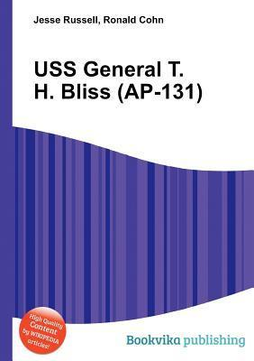 USS General T. H. Bliss (AP-131)  by  Jesse Russell