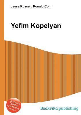 Yefim Kopelyan  by  Jesse Russell