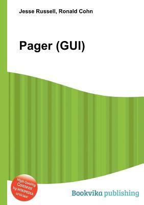 Pager  by  Jesse Russell