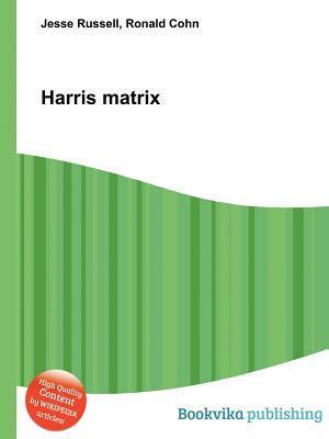 Harris Matrix  by  Jesse Russell