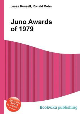 Juno Awards of 1979 Jesse Russell