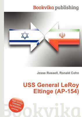 USS General Leroy Eltinge (AP-154)  by  Jesse Russell