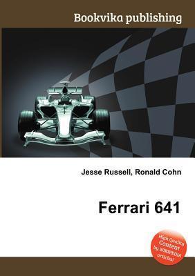 Ferrari 641  by  Jesse Russell