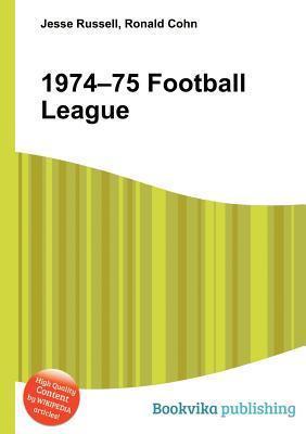 1974-75 Football League Jesse Russell