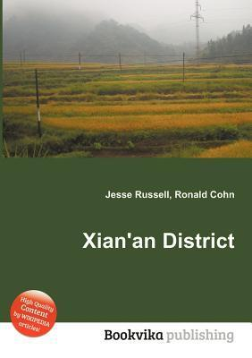 Xianan District  by  Jesse Russell