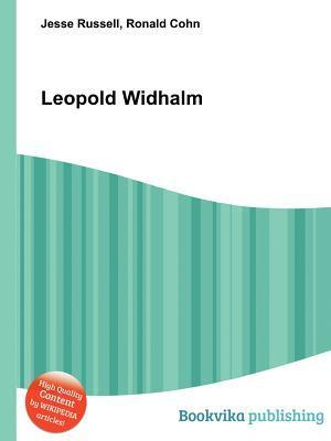 Leopold Widhalm  by  Jesse Russell