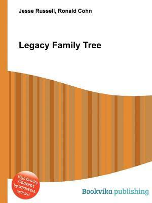 Legacy Family Tree Jesse Russell