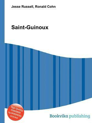 Saint-Guinoux  by  Jesse Russell