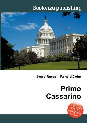 Primo Cassarino  by  Jesse Russell