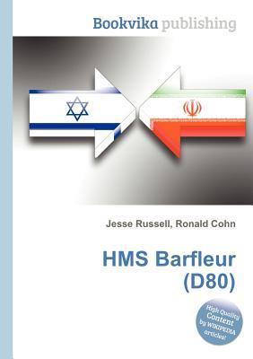 HMS Barfleur (D80)  by  Jesse Russell