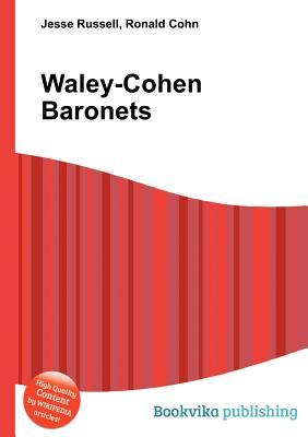 Waley-Cohen Baronets Jesse Russell