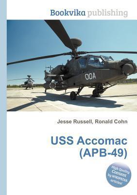 USS Accomac (Apb-49)  by  Jesse Russell