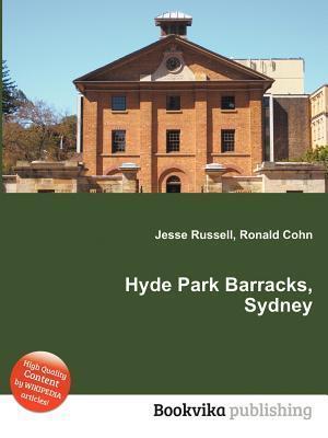 Hyde Park Barracks, Sydney  by  Jesse Russell