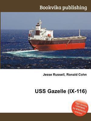 USS Gazelle (IX-116)  by  Jesse Russell