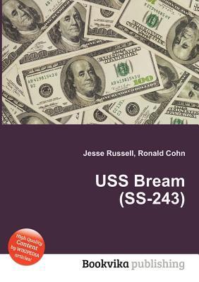 USS Bream (SS-243)  by  Jesse Russell