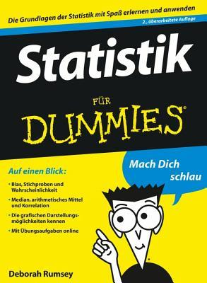 Statistik für Dummies  by  Deborah J. Rumsey