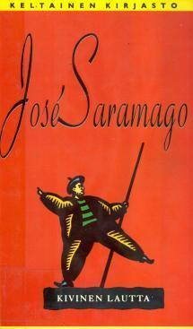 Kivinen lautta  by  José Saramago