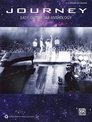Journey Easy Guitar Tab Anthology Journey