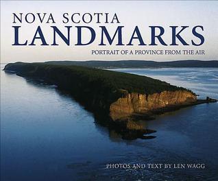 Nova Scotia Landmarks  by  Len Wagg