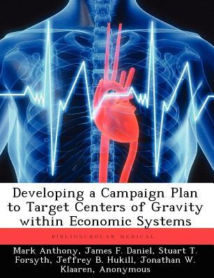 Developing a Campaign Plan to Target Centers of Gravity Within Economic Systems Mark Anthony