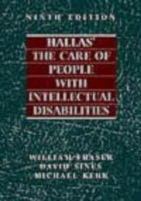 Hallas the Care of People with Intellectual Disabilities, 9ed  by  Charles H. Hallas