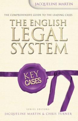Key Cases: Criminal Law  by  Jacqueline Martin