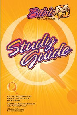 Bible Fact-Pak Study Guide GPH Gospel Publishing House
