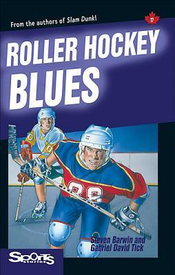 Roller Hockey Blues Steven Barwin