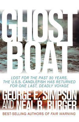 Ghostboat  by  George Simpson